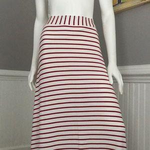 NWOT!  Tarte Maxi Skirt/Dress
